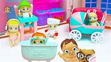 baby secrets boy or girl color changing surprise blind bags toy video youtube
