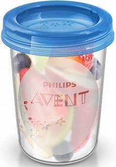 philips avent aufbewahrungsbecher 187 scf639 05 171 kunststoff
