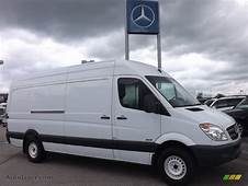 2011 Mercedes Benz Sprinter 2500 High Roof Cargo Van In