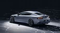 aston martin rapide e electric sport sedan debuts at 2019 shanghai auto show