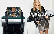 Pivovarova For Zadig Voltaire Fall Winter 2015