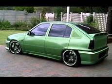 Opel Kadett Tuning Wmv