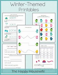 winter themed worksheets pre k 20105 winter worksheets free printables winter theme 1st grade worksheets