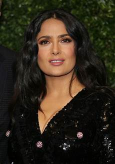 salma hayek at charles finch chanel pre bafta dinner in