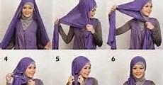 Contoh Model Memakai Jilbab Terbaru 2014