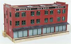 ho scale building plans ho scale model buildings and structures missouri history museum train layout part 1