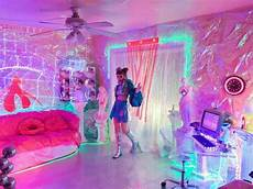 Aesthetic Anime Bedroom Ideas by Sometimes The Room Lights Up And There Really Isn T
