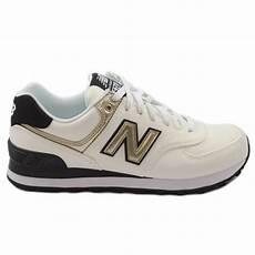 new balance damen sneaker wl574sfg white gold
