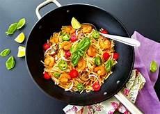 chinesische wok rezepte gesunde gerichte asiatischer