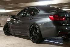 bmw f30 velgen wheels vmb5 gloss black 20x9 20x10
