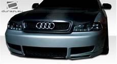 fiberglass front bumper kit for 1997 audi a4 1996 2001 audi a4 s4 b5 duraflex ke s front