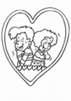 Malvorlage Einfaches Herz Malvorlage Einfaches Herz Ausmalbild 10026