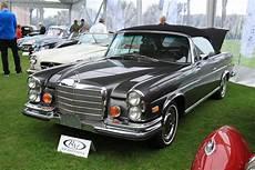 1969 1971 Mercedes 280 Se 3 5 Cabriolet Review