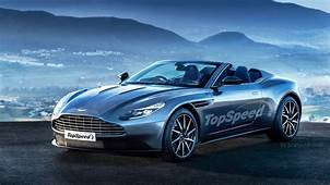 2018 Aston Martin DB11 Volante Review  Gallery Top Speed
