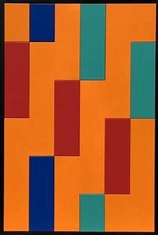 tableau geometrique moderne couleurs en design tableaux design les ornements