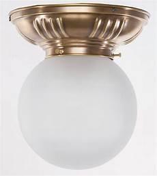 deckenleuchte kugel jugendstil deckenleuchte glaskugel prag 8 216 18 cm casa lumi