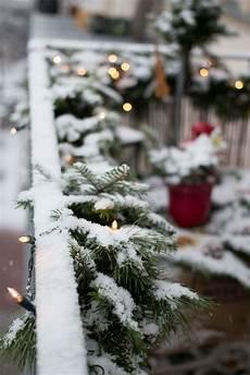 Weihnachtsdeko Für Den Balkon - weihnachtsdeko f 252 r den balkon garten fr 228 ulein