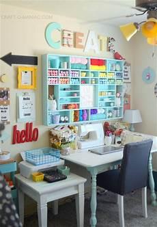 full craft room reveal craft o maniac