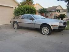 1982 DeLorean Project  Bring A Trailer