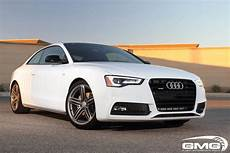 gmg racing 2014 audi a5 s line lowered w gmg lowering springs 6speedonline porsche forum