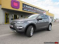 Land Rover Discovery Sport Hse Luxury 190 7 Places