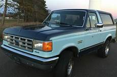 how to work on cars 1987 ford bronco ii security system 1987 ford bronco california lifetime highly optioned rust free low miles for sale photos