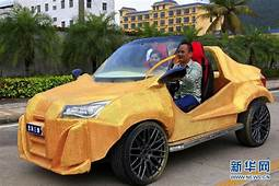 Chinese Company 3D Prints A Full Size Working Car For Just