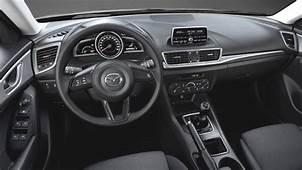 Mazda 3 2017 Dimensions Boot Space And Interior