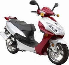 baja motor sports sc150 on road scooter