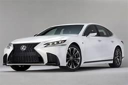 Lexus Unveils F Sport Line For LS 500  Motor Trend