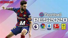pes 6 parche 2020 mediafire efootball pes 2020 mobile 4 6 0 new graphics patch android youtube