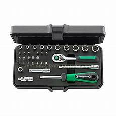 stahlwille 96010140 socket set 6 3 mm 1 4 quot with 34