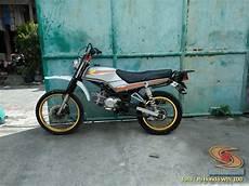 Modifikasi Motor Jadi Sepeda Bmx by Foto Foto Modifikasi Motor Honda Win Jadi Motor Trail