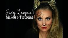 leoparden augen schminken leopard makeup tutorial angela lanter