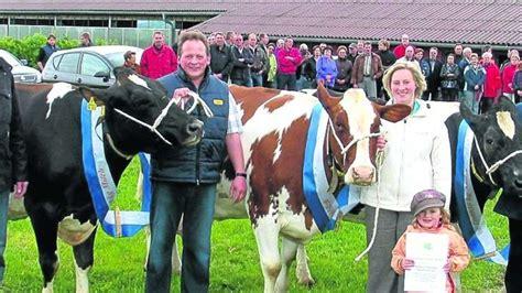 Dreimal 100 000 Kilo Milch