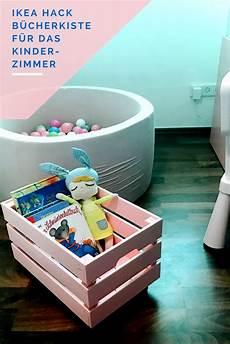 Ikea Kinder Bücherregal - einer der ikea hacks b 252 cherkiste diy lorgio nicol 225 s