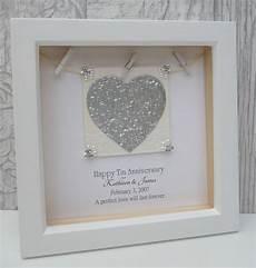 10 Year Wedding Anniversary Tin Gifts