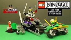 lego ninjago masters of spinjitzu overborg attack set