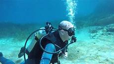 scuba diving the rainbow river dunellon fl youtube