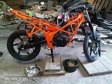 Cb150r Modif Trail by Iwanbanaran All About Motorcycles 187 Modifikasi Dual