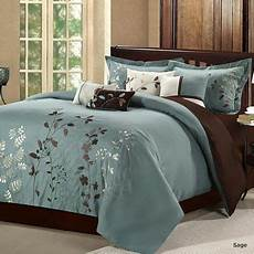 i found this amazing 8 piece bliss garden microfiber comforter ensemble assorted colors