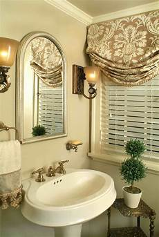 ideas for bathroom windows 33 diy shade ideas to inspire your decorating faux window bath ideas and half baths