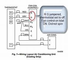 home ac unit wiring diagram bryant central ac indoor blower won t start outdoor unit comes on doityourself