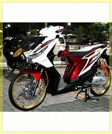 Modifikasi Beat Fi Simple Tapi Keren by 37 Cara Modifikasi Beat Sederhana Simple Matic Honda Fi