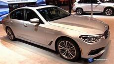 future bmw serie 5 2018 bmw 5 series 530e iperformance exterior and interior walkaround 2017 chicago auto show