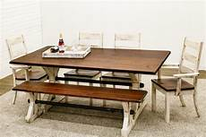 western dining room table western trestle dining table with 4 western craft