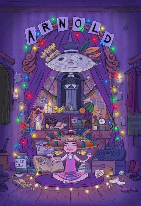 Hey Arnold Helga Shrine