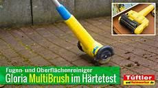 Pflasterfugen Reinigen Elektrisch - fugenreiniger gloria multibrush im h 228 rtetest