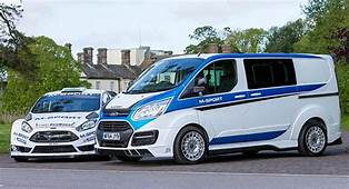 Introducing The World's Coolest Ford Transit