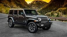 the jeep wrangler jl to go hybrid in 2020 top speed